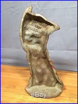 ANTIQUE GREENBLATT STUDIOS WHIMSICAL BOSTON TERRIER DOG CAST IRON ART DOORSTOP & ANTIQUE GREENBLATT STUDIOS WHIMSICAL BOSTON TERRIER DOG CAST IRON ...