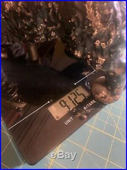 HEAVY Cast Iron Door Stop Antique Scottie Scotty Dog HUBLEY or SPENCER 10 lbs
