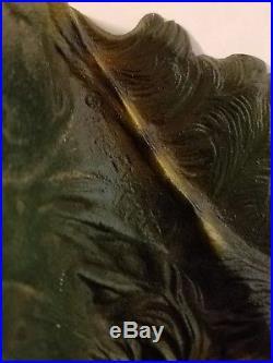 HUBLEY Fred Everett PHEASANT #458 CAST IRON DOORSTOP