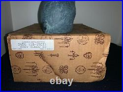 (New-in-Box) Virginia Metalcrafters 3456 (18-19CI) Cast Iron BABY BUNNY DOORSTOP