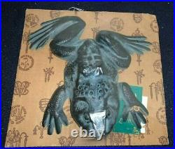 (New-in-Box) Virginia Metalcrafters 3460 (18-21) Cast Iron FROG GATESTOP