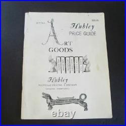 Original Hubley Cast Iron Door Stop No. 387 Hound Dog Very Good Paint